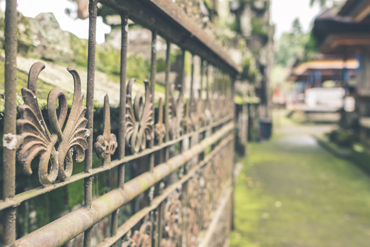 Novel Tips for preserving your iron fence