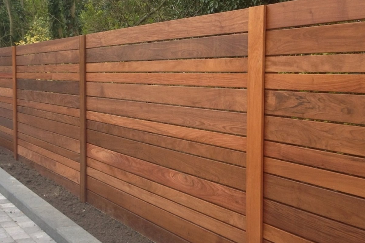What you need to know about building Horizontal Wood Fence in Orlando