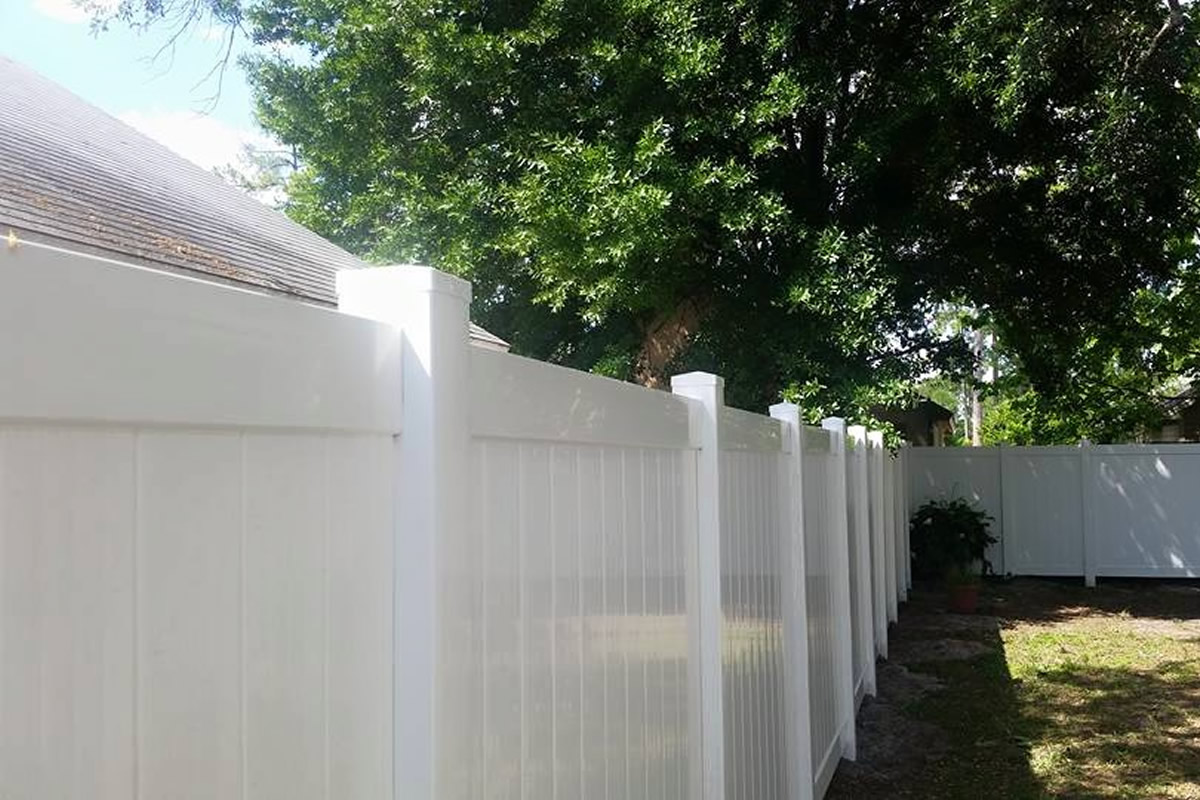 Four Types of Fencing to Select in Orlando
