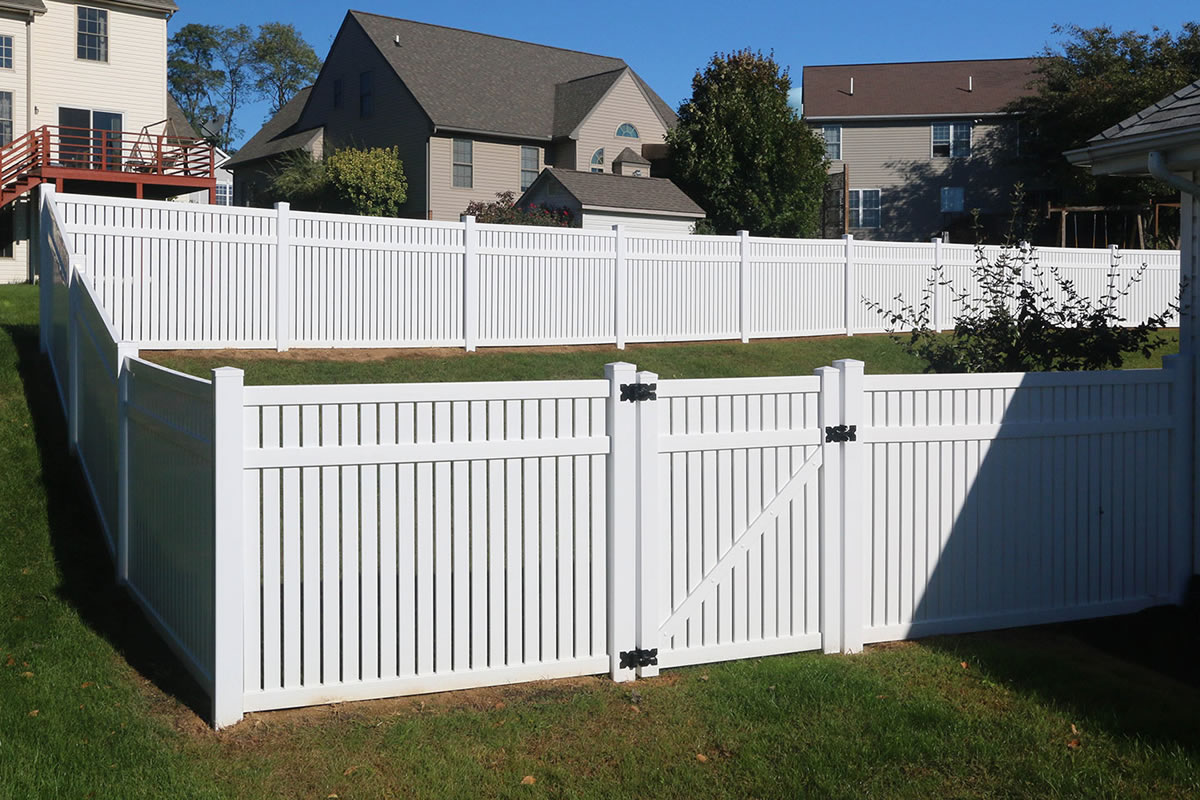 Three Main Types of Durable Fences