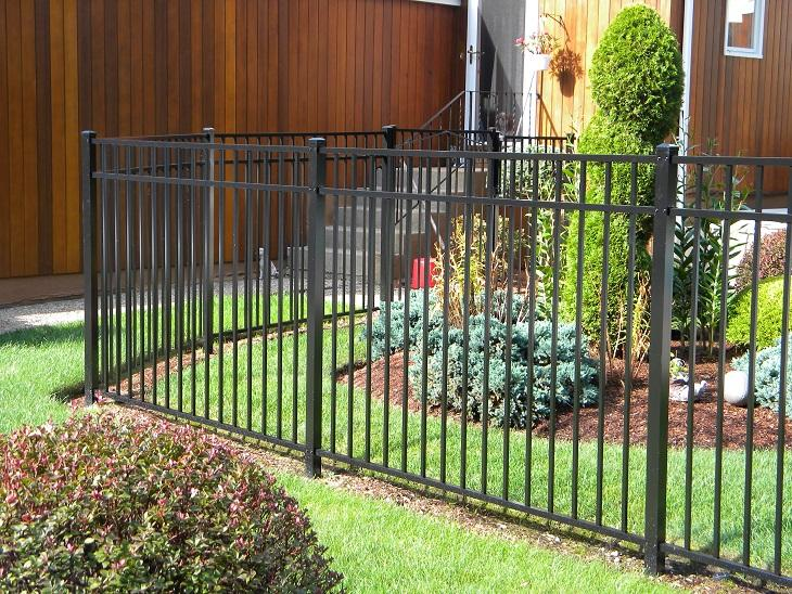 aluminum and metal fencing aluminum and metal fencing