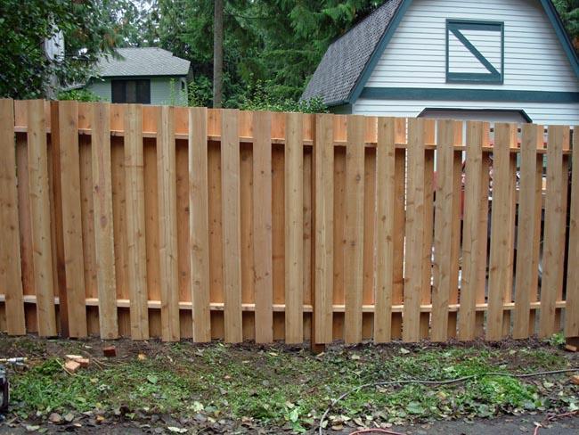Shadow Box Wulff Fence